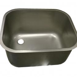 Цельнотянутые моечные ванны-вкладыши